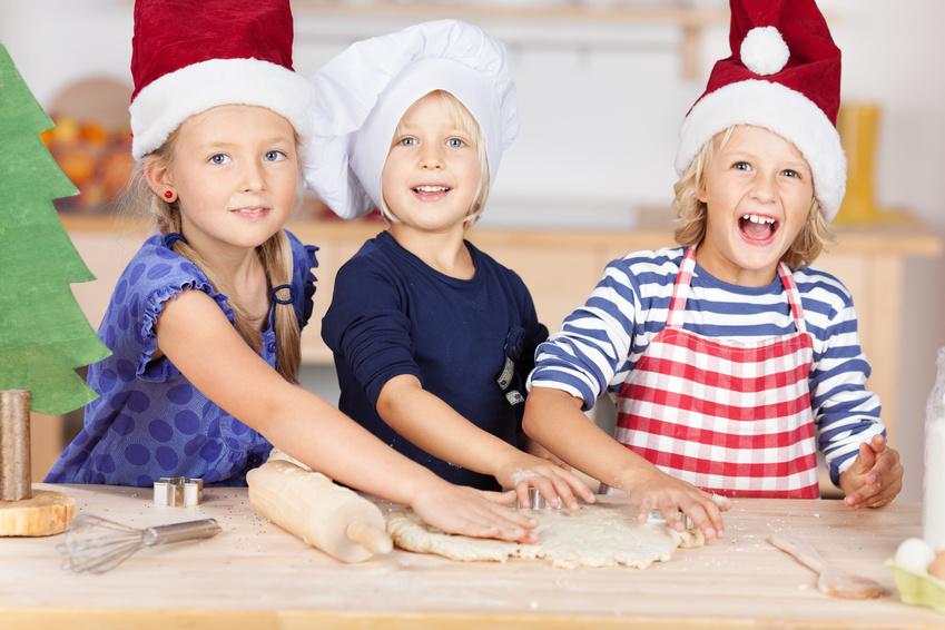 Aus der Weihnachtsbäckerei